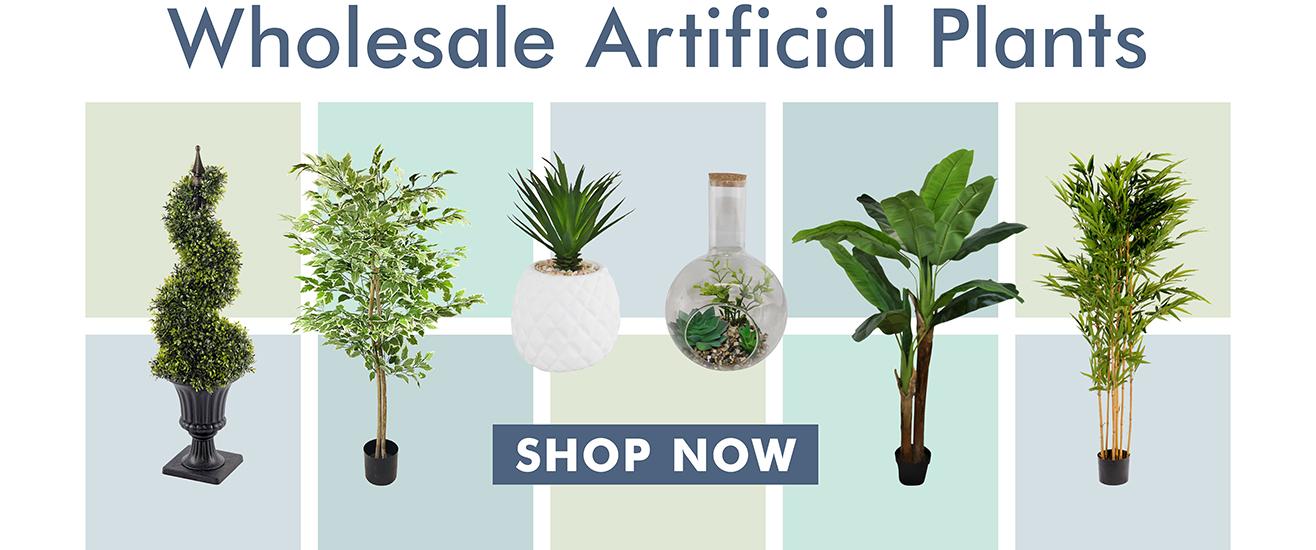 Wholesale Artificial Plants