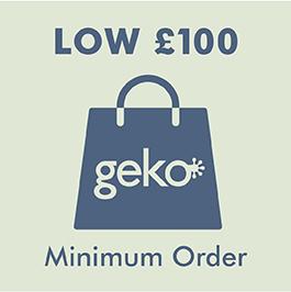 Low £100 Minimum Order